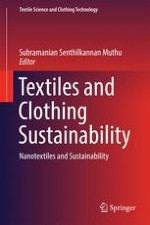 Advances in Nanotextile Finishes—An Approach Towards Sustainability