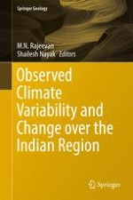 Observed Variability and Long-Term Trends of Rainfall Over India
