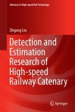Overview of Detection and Estimation of High-Speed Railway Catenary