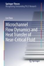 Challenges in Near-Critical Microchannel Flows