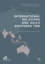 Asia's Southern Tier