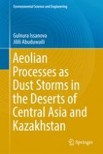 Introduction and Status of Storms in Central Asia and their Environmental Problems