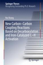 Transition Metal-Catalyzed Decarboxylation and Decarboxylative Cross-Couplings