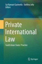 South Asian Legal Systems and Families in Foreign Courts: The British Case