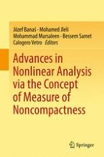 Measures of Noncompactness in the Space of Continuous and Bounded Functions Defined on the Real Half-Axis