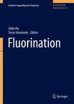 Aliphatic [18F]Fluorination Chemistry for Positron Emission Tomography