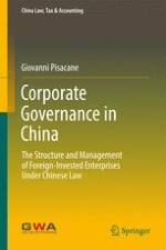 Sources of Law on Corporate Governance
