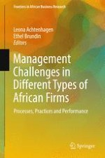 Introduction—Management Challenges in Africa