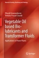 Green Fluids from Vegetable Oil: Power Plant