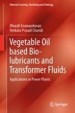 Green Fluids from Vegetable Oil: Power Plant
