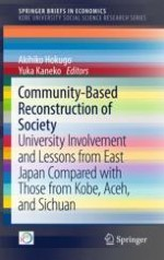 Challenges in Residents-Centered Reconstruction Process from a Major Disaster Lessons Learned from the Great East Japan Earthquake