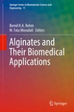Alginate Biosynthesis and Biotechnological Production