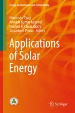 Introduction to Applications of Solar Energy