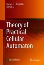The Conceptual Origin of Cellular Automata