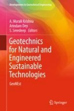 Addressing Sustainable Technologies in Geotechnical and Geoenvironmental Engineering
