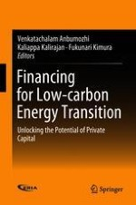 Unlocking the Potentials of Private Financing for Accelerated Low-Carbon Energy Transition: An Overview