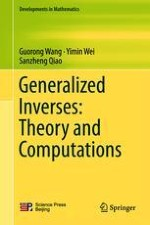 Equation Solving Generalized Inverses