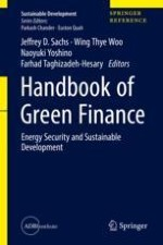 Importance of Green Finance for Achieving Sustainable Development Goals and Energy Security