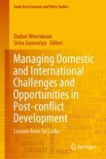 Introduction: Challenges and Opportunities of Sri Lanka's Post-conflict Economic Development Overview