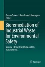 Introduction to Industrial Wastes Containing Organic and Inorganic Pollutants and Bioremediation Approaches for Environmental Management