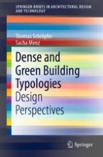 Dense and Green Building Typologies: Design Perspectives