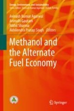 Introduction of Methanol and Alternate Fuel Economy