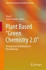 Plant-Based Green Chemistry: Moving Towards Petroleum-Free Chemistry