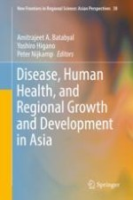 Introduction to Disease, Human Health, and Regional Growth and Development in Asia