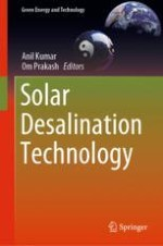 Desalination and Solar Still: Boon to Earth