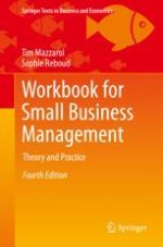 Work Book: The Role of the Small Business Within the Economy