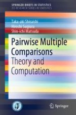 All-Pairwise Comparisons in Homoscedastic Multi-sample Models