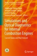 Introduction to Combustion Simulations and Optical Diagnostic Techniques for Internal Combustion Engines