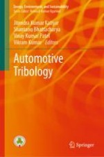 Introduction of Automotive Tribology
