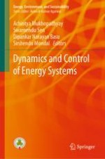 Dynamic Behaviour, Identification and Control of Energy Systems