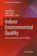 Comparison of Indoor Air Quality for Air-Conditioned and Naturally Ventilated Office Spaces in Urban Area