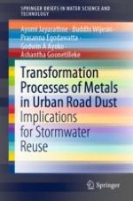 Metals in the Urban Stormwater Environment