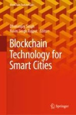 Introducing Blockchain for Smart City Technologies and Applications