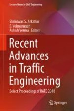 Traffic Flow Modelling for Congested Urban Road Links of Ahmedabad City