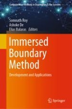 Immersed Boundary Projection Methods