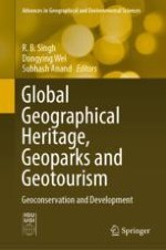 Geographical Diversity of Georgia and Perspectives of Planning of Geoparks (Geo Heritages)