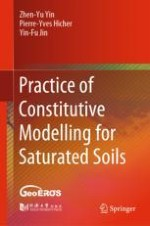 Constitutive Relations of Saturated Soils: An Overview