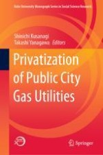 Privatization of Public City Gas Utilities in Japan: Reasons, Objectives, and Methods