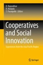 Cooperatives and Social Innovation: Experiences from the Asia Pacific Region