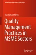 Quality Management and MSMEs