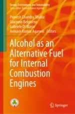 Introduction to Alcohol as an Alternative Fuel for Internal Combustion Engines