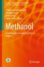 Introduction of Methanol: A Sustainable Transport Fuel for SI Engines