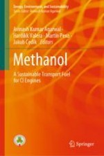 Introduction of Methanol: A Sustainable Transport Fuel for CI Engines