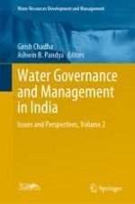 Catalysing Groundwater Governance Through People's Participation and Institutional Reform