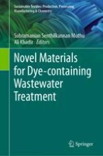 Dye Pollution in Water and Wastewater