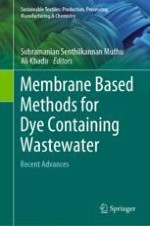 An Introduction to Membrane-Based Systems for Dye Removal